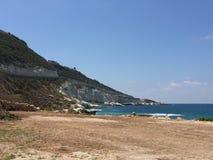 Mar Mediterrâneo Imagem de Stock Royalty Free
