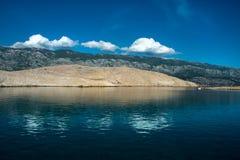Mar Mediterrâneo Foto de Stock