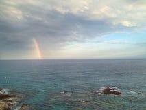 Mar Mediterrâneo Imagens de Stock