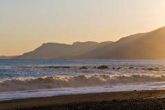 Mar Mediterrâneo Fotos de Stock Royalty Free