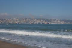 Mar Mediterrâneo Haifa Israel Fotografia de Stock