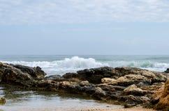 Mar Mediterraneo fotografia stock libera da diritti