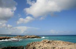 Mar Mediterraneo Fotografie Stock Libere da Diritti