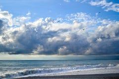 Mar Mediterraneo Fotografia Stock