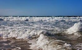 Mar Mediterraneo caldo Immagine Stock