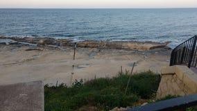 Mar Mediterraneo di Europa fotografia stock libera da diritti