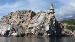 Mar, montanhas Imagens de Stock Royalty Free