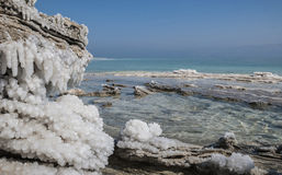 Mar Morto Imagens de Stock Royalty Free