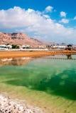 Mar Morto da paisagem imagens de stock