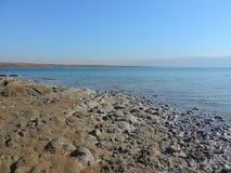 Mar Morto, Gerusalemme Fotografia Stock