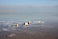 Mar Morto, Israel Fotografia de Stock