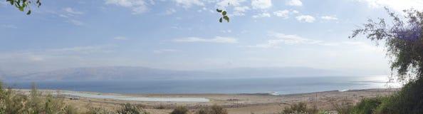 Mar Morto Panaramic Foto de Stock