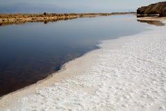 Mar muerto Fotografía de archivo libre de regalías