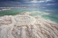 Mar muerto Foto de archivo libre de regalías