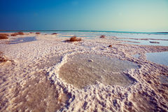 Mar muerto imagen de archivo