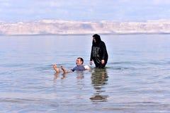 Mar muerto Fotos de archivo