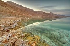 Mar muerto imagenes de archivo