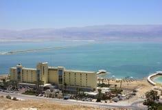 Mar muerto del hotel de Herods, Israel Fotografía de archivo