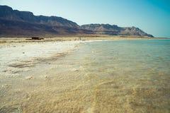 Mar muerto en Israel Imagen de archivo libre de regalías