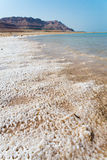 Mar muerto en Israel Fotos de archivo libres de regalías