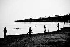 Mar muerto, Israel Imagen de archivo libre de regalías