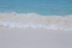 Mar muy azul en Tailandia Fotos de archivo libres de regalías