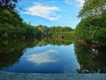 Mar, naturaleza, azul, isla fotografía de archivo