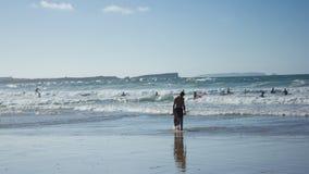 Mar, naturaleza, sol, deportes de la vida y diversión Foto de archivo