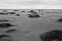 Mar Nero. Fotografia Stock