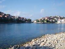Mar Nero in Amasra Immagine Stock Libera da Diritti