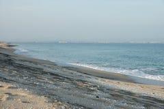 Mar Nero in Bulgaria Fotografia Stock