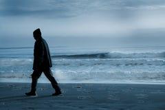 Mar Nero, il nuovo giorno comincia Immagini Stock Libere da Diritti