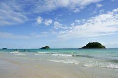 Mar no verão Imagem de Stock Royalty Free
