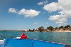 Mar, nuvem & céu Fotos de Stock Royalty Free