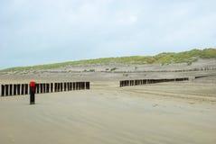 Mar Países Baixos imagens de stock