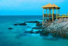 Mar pacífico Imágenes de archivo libres de regalías