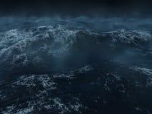 Mar pesado Fotos de archivo