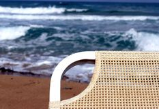Mar, praia Imagem de Stock