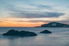 Mar que calma Fotografía de archivo libre de regalías