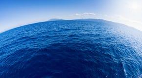 Mar redondo Imagenes de archivo