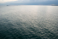 Mar Rippled Foto de Stock Royalty Free
