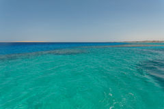 Mar Rojo Fotos de archivo libres de regalías