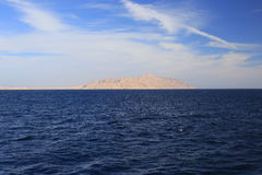 Mar Rojo del paisaje marino Fotos de archivo