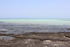 Mar Rojo Egipto de la playa del Mar Rojo Imagen de archivo libre de regalías