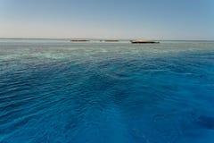 Mar Rosso Immagine Stock