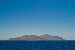 Mar Rosso fotografie stock