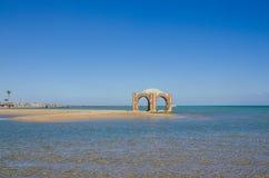 Mar Rosso Immagini Stock