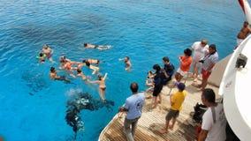 Mar Rosso Sharm el-Sheikh Egypt fotografia stock