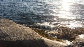 Mar ruso Imagen de archivo libre de regalías