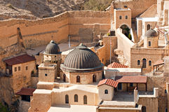 Mar saba Stock Photo